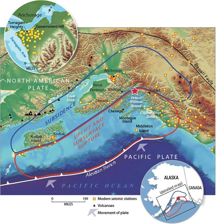 The massive magnitude-9.2 Alaska earthquake changed the world by proving plate tectonics works. Since the quake struck on March 27, 1964, there has never been another earthquake as powerful. The remarkably low death toll of 131 people belies the quake's incredible effects on the Earth.