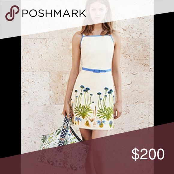 ISO Tory burch dress I love this dress so much, if anyone has this one or knows any listing of it, please let me know Tory Burch Dresses Mini