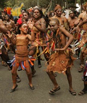 Grupos Afrocolombianos