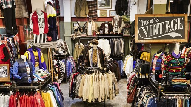 Beyond Retro Vintage Fashion Vintage Thrift Stores Vintage Shops