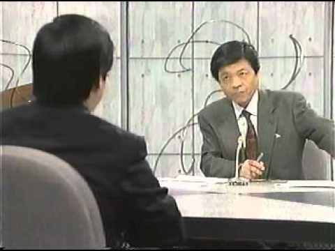 幸福の科学 大川隆法vs田原総一朗 初対談!1/4
