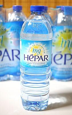 硬度の高い水は飲みにくいといわれますが、超硬水HEPARエパーは、軟水に比べると口当たり、まったりしていて重みを感じますがのど越し良くとっても飲みやすいです♪ by.maroさん #HEPAR #エパー