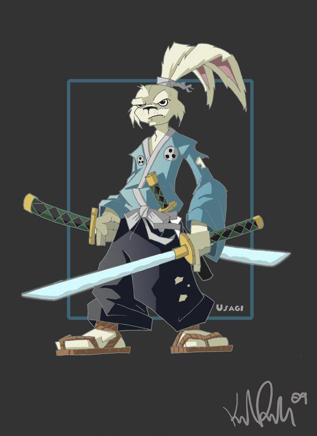 Ninja Turtles Fan Art | Usagi Yojimbo - Ninja Turtles Fan Art (21782112) - Fanpop fanclubs
