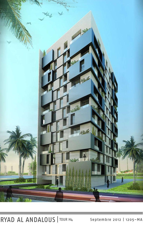 Riad Al-Andalous [GH-H4] on Architizer