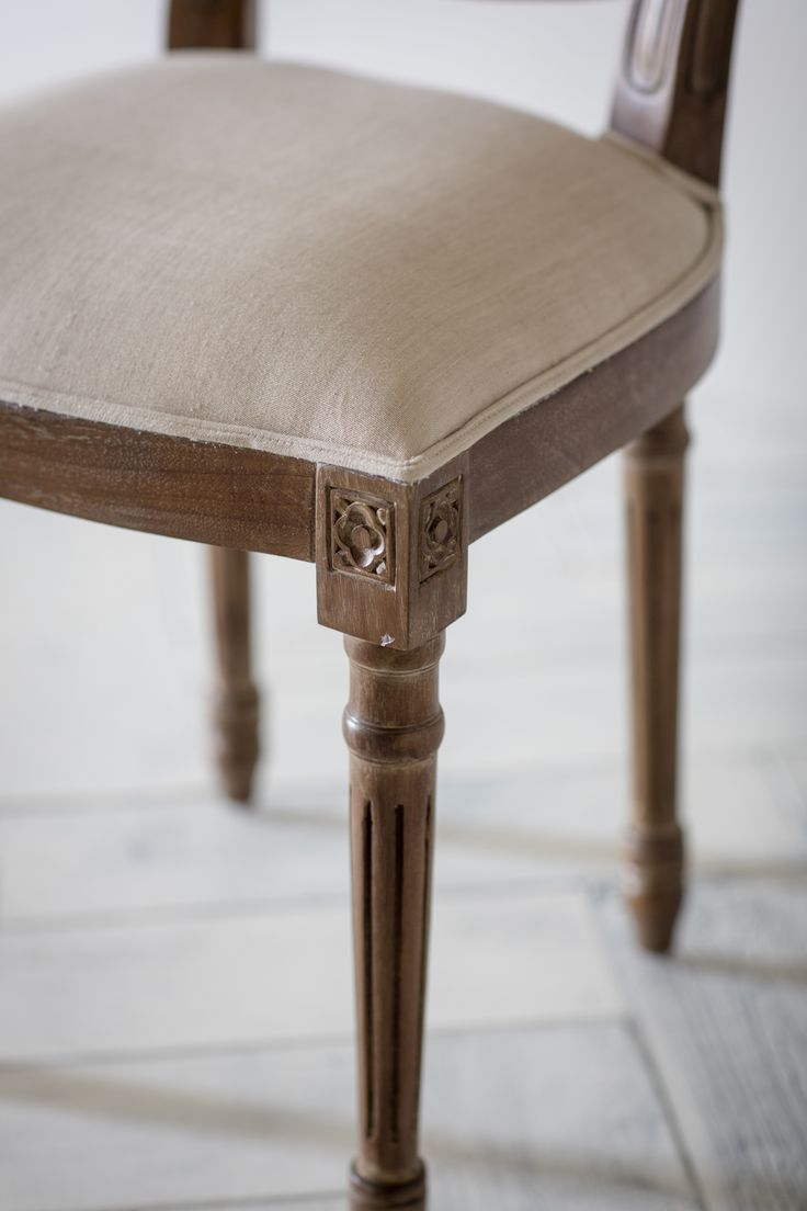 Ethel Dining Chair in French Country style