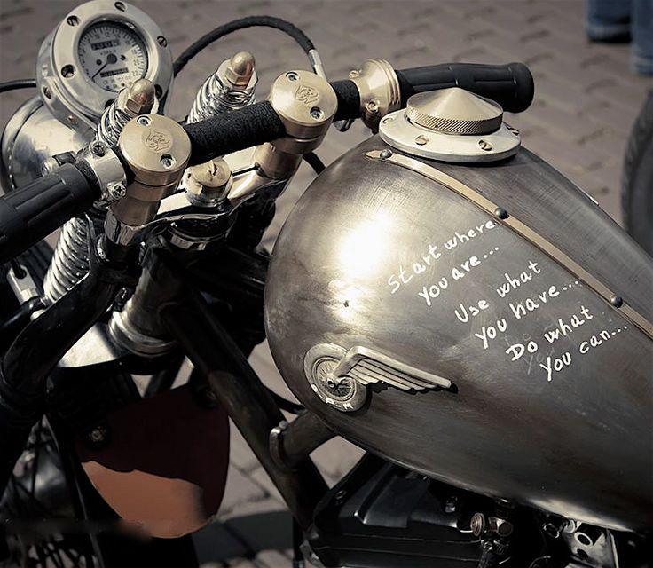 gas tank inspiration #motorcycle #motorbike