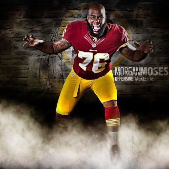 Morgan Moses Offensive Tackle