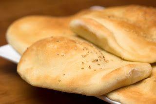 Pastanjauhantaa: Naanleipä