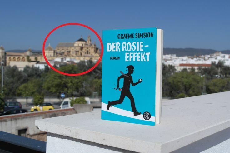Der Rosie-Effekt in der Buchbesprechung und zwar in Cordoba in Spanien. Mit Video :) Hier kann mans nachlesen: http://www.literaturasyl.de/buchbesprechung/der-rosie-effekt/  #Buch #Roman #Komödie #lustig  Have fun :-)