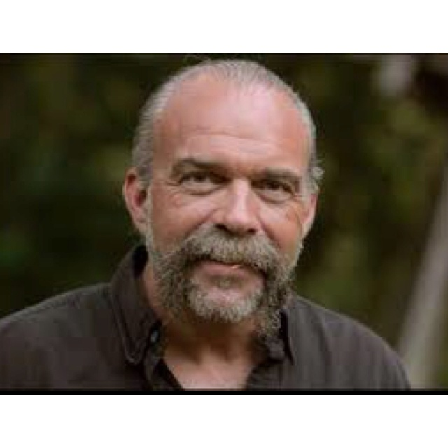 Sam Childers , hero. Proof that any person CAN better themselves..