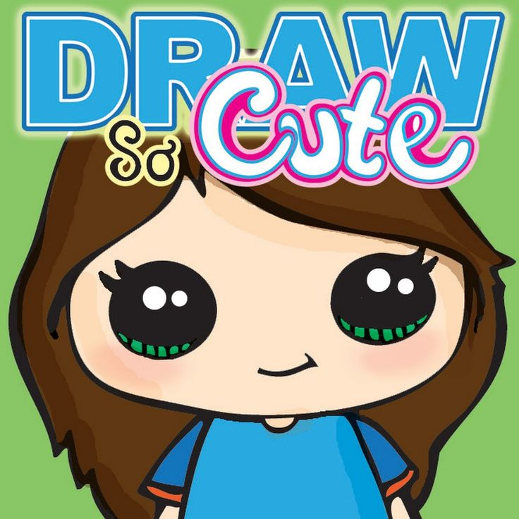 37 best draw so cute images on pinterest drawing ideas for How to draw cute cartoon things