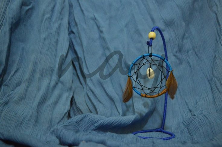 Gorgeous Free Standing Dreamcatcher DC24 from nay handmade by DaWanda.com