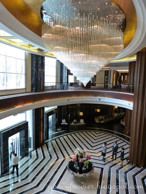 Grand Lobby The Majestic Hotel Kuala Lumpur Malaysia Gold Leaf Ceiling And Dazzling Chandelier Majestic Hotel Hotel Kuala Lumpur Hotel