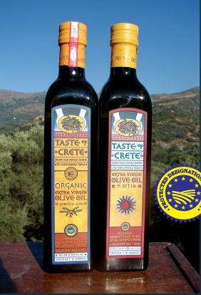 Taste of Crete Olive Oil