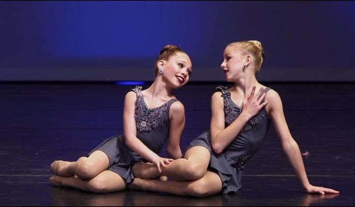 Chloe Lukasiak and Maddie Ziegler || Inside of Me ...