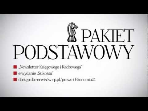 RZECZPOSPOLITA Pakiet Podstawowy - spot przygotowany na potrzeby strony prenumeraty