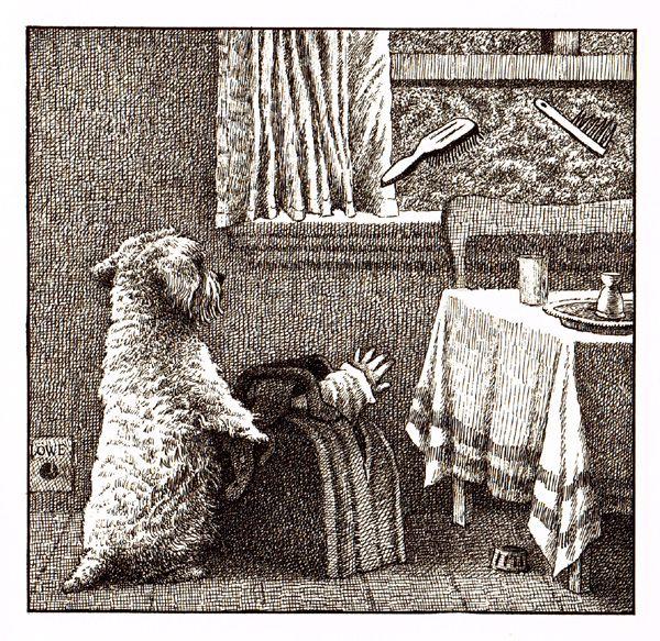 "kidpix: Maurice Sendak - ""Higgelty Piggelty Pop"" - 1967 Морис Сендак"