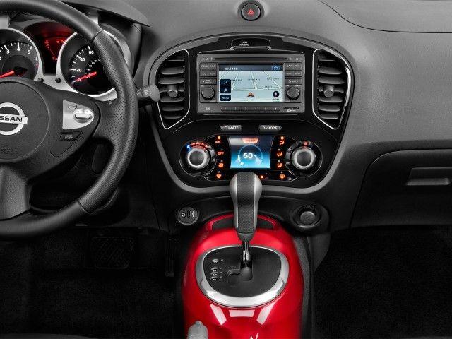2013 Nissan Juke Specs: 5-Door Wagon CVT FWD S Other Specs