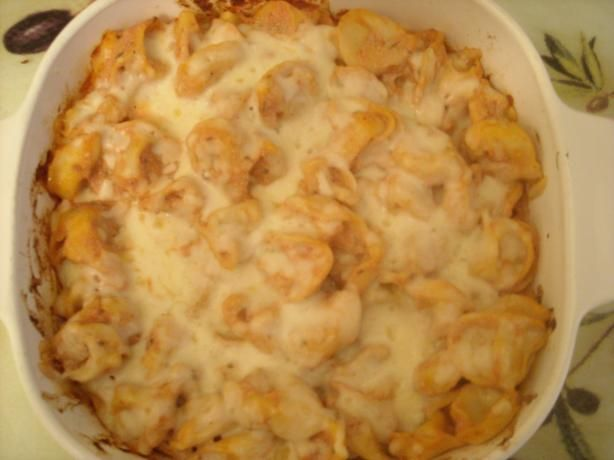cheesy italian tortellini recipes dishmaps cheesy italian tortellini ...