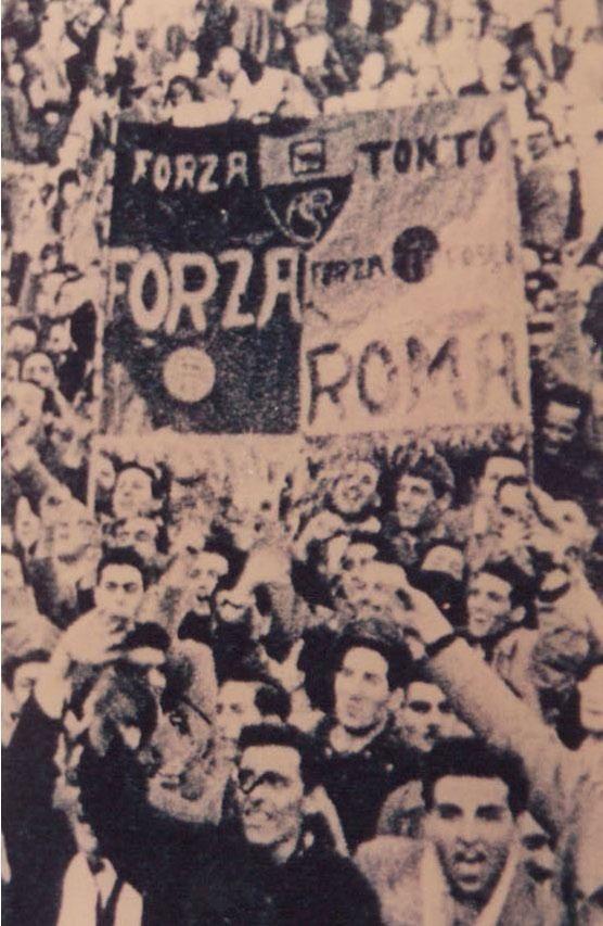 As Roma Nel Cuore old fans as roma.. Daje Roma Daje!