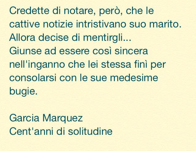 #Garcia #Marquez - #Cent'anni di solitudine