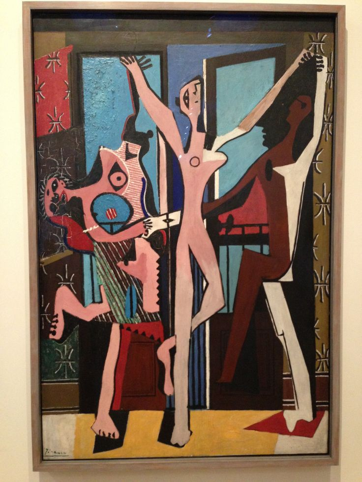 KINSA in London - Picasso at the Tate Modern