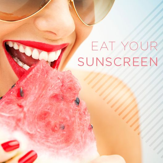Eat your Sunscreen  | Natural Tips for Sun Protection