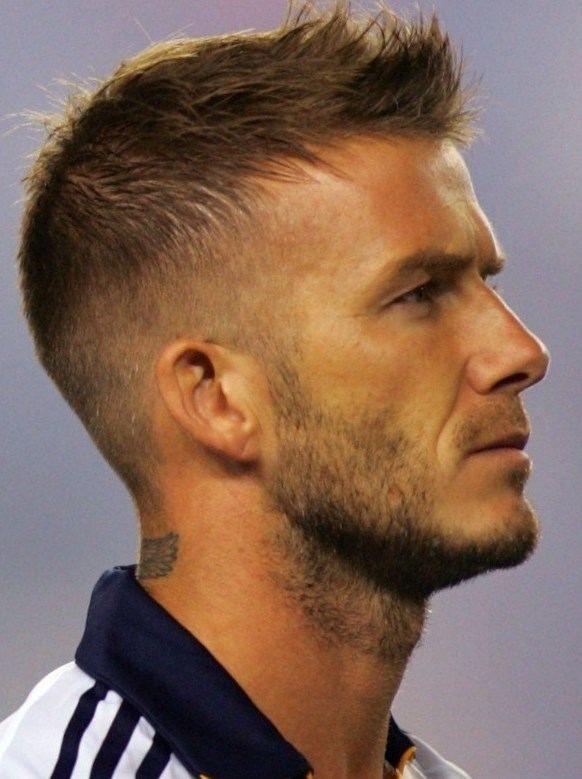 Coupe de cheveux courts homme - http://lookvisage.ru/coupe-de-cheveux-courts-homme/ #Cheveux #Beauté #tendances #conseils