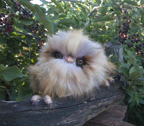 Owl Marcus by By Marina Yamkovskaia | Bear Pile