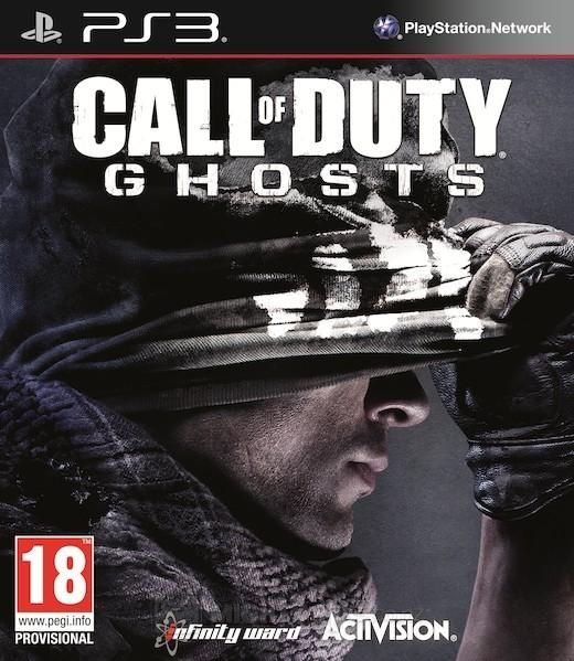 Call of Duty: Ghosts ~ PS3