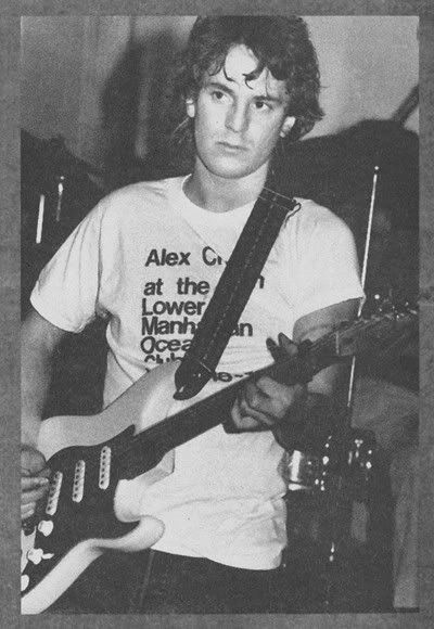Alex Chilton (Box Tops, Big Star)