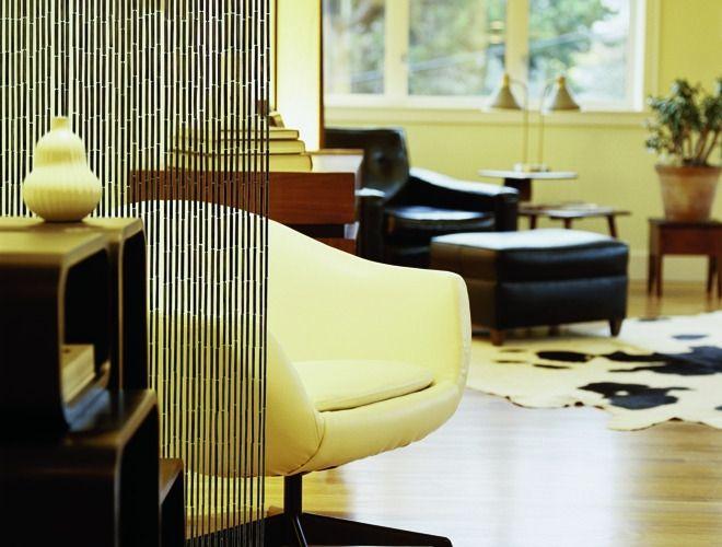 separation de piece rideau de fil s paration pi ce. Black Bedroom Furniture Sets. Home Design Ideas