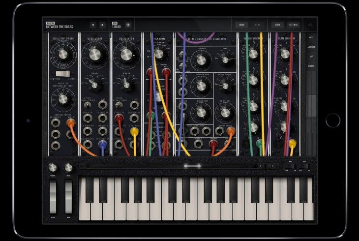 Iconic Synthesizer Gets Reborn On Mobile - http://www.psfk.com/2016/05/iconic-synthesizer-gets-reborn-on-mobile.html
