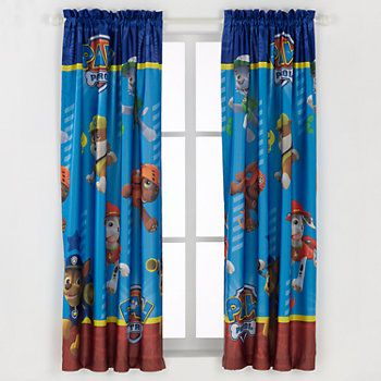 Paw Patrol Paw Some Room Darkening Curtain   42. 17 Best ideas about Room Darkening Curtains on Pinterest   Light
