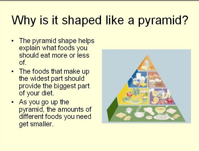 introduction to pyramid Definition and properties of a pyramid - a polyhedron that has a base and  triangular faces meeting ata a point.