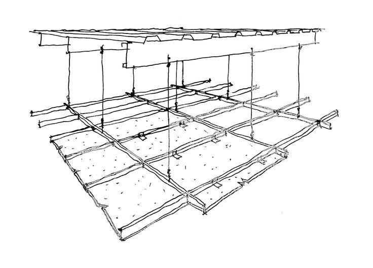 Kalzip Acoustic Roof