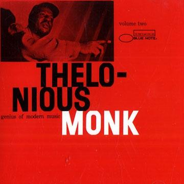 Thelonious Monk, Genius of Modern Music Vol. 2