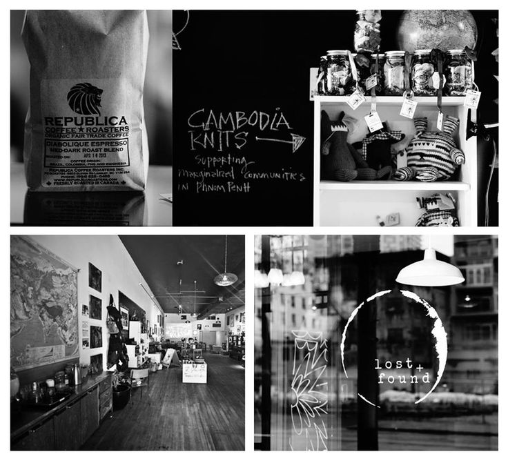 potential venue: Lost and Found Cafe   33 West Hastings St., Vancouver, British Columbia V6B 1G4
