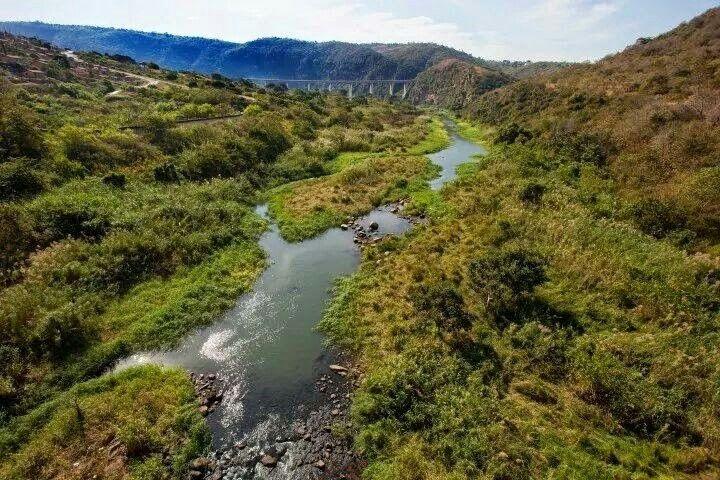 Umgeni River ...