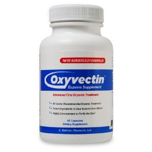 Oxyvectin - Eczema treatment over the counter - Eczema Remedies - Natural cures for eczema - Supplements