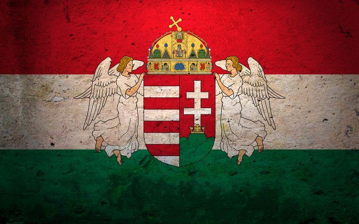 Flaga Węgier