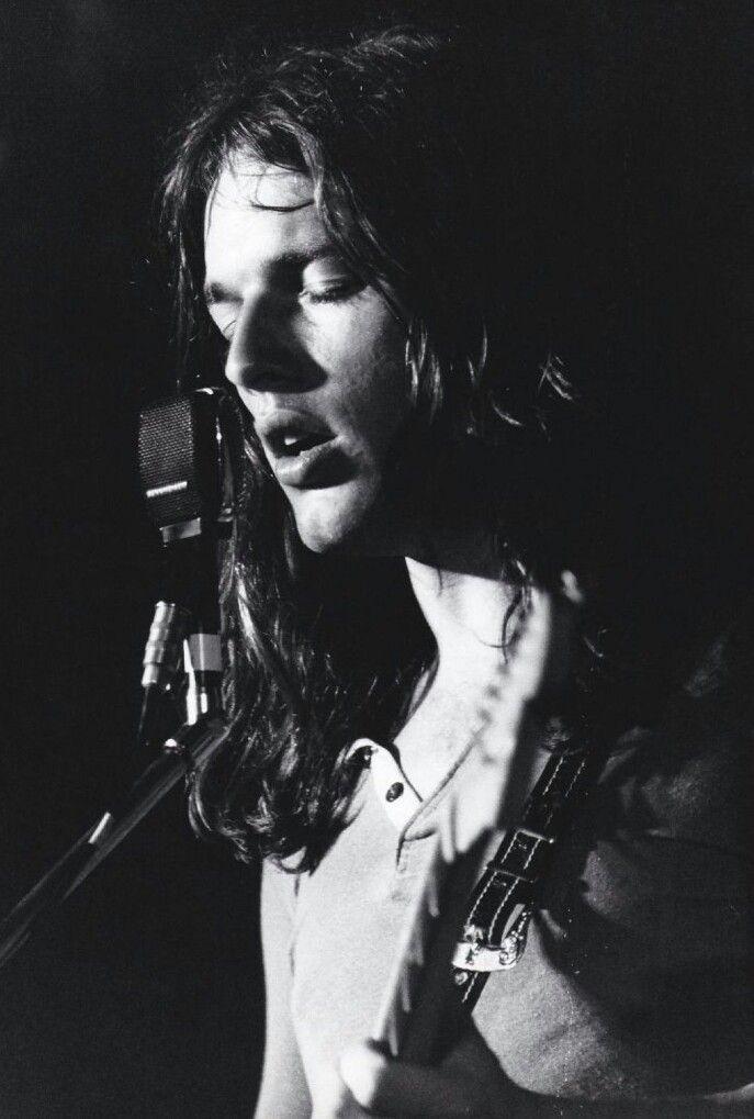 Davis Gilmour, Pink Floyd