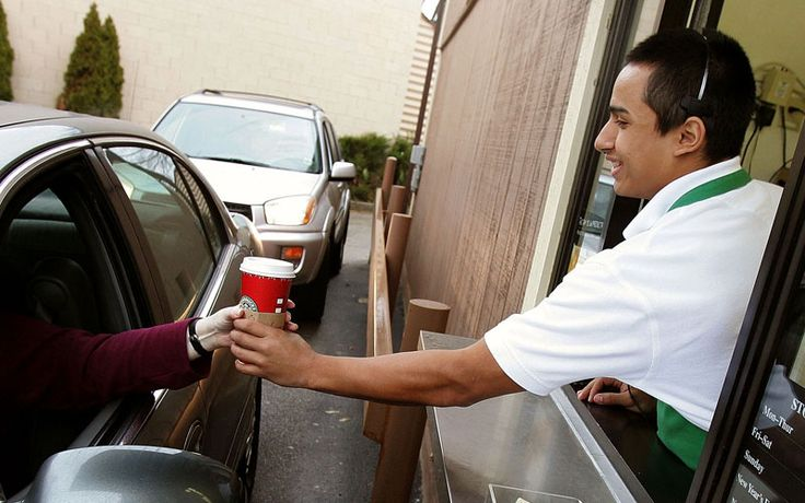 Give enough money to pay for the person behind you in a Drive-Thru. #WaysToLovePeople