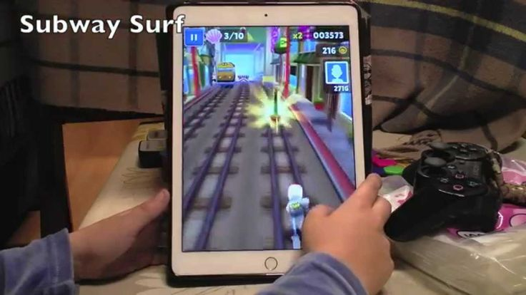 Subway Surf Juego Ipad Game Español