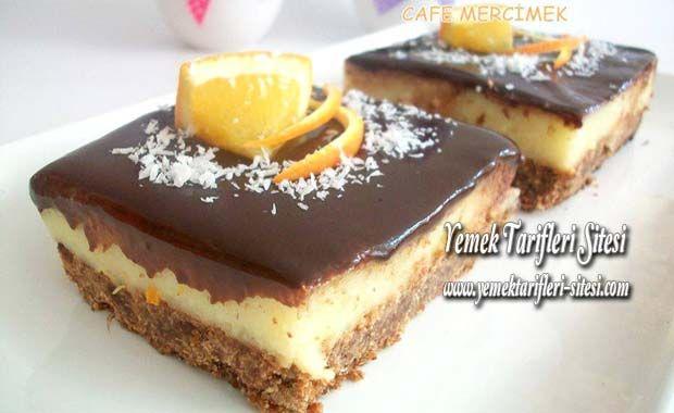 Portakallı İrmik Tatlısı | Yemek Tarifleri Sitesi - Oktay Usta - Harika ve Nefis Yemek Tarifleri