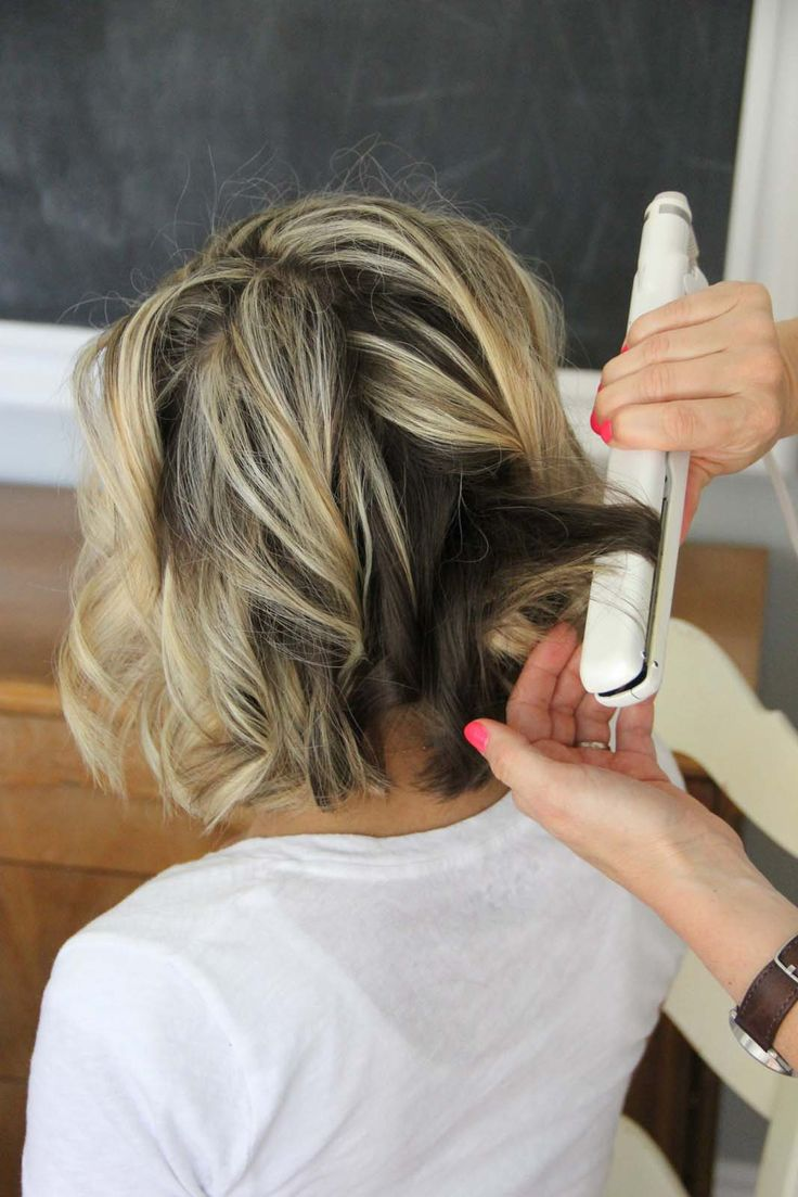 best styling tools for short hair best 20 curling iron hairstyles ideas on hair 3888 | 92589d5fb4cc96f92ed84251d465b979 curling short hair flatiron