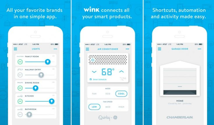 Quirky Updates 'Wink' App to Support Smart Products from Dropcam, GE, Philips, and More [iOS Blog] - http://www.aivanet.com/2014/07/quirky-updates-wink-app-to-support-smart-products-from-dropcam-ge-philips-and-more-ios-blog/