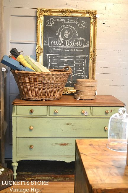 17 best images about milk paint products on pinterest - Mustard seed interiors ...