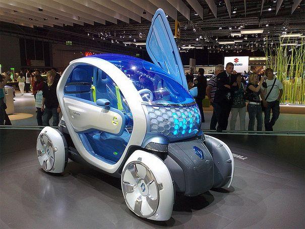 The Top 5 Most Bizarre Concept Cars | Concept Cars