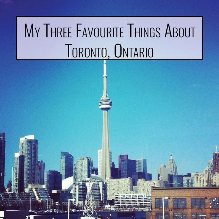 My Three Favourite Things About Toronto, Ontario, Canada [PetiteAdventures.org]  #Travel #Wanderlust #Toronto #TorontoON #Ontario #visitOntario #Canada